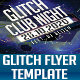 Glitch Party Flyer - GraphicRiver Item for Sale