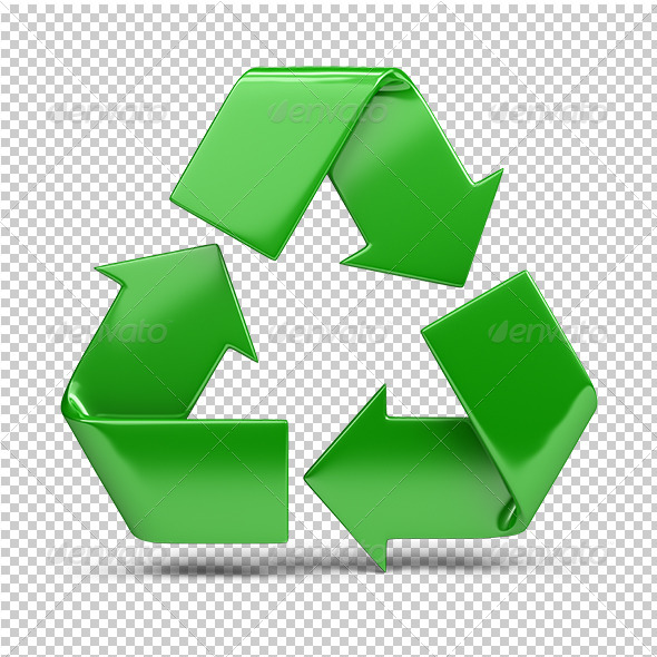 Recycling Symbol By Anatolym Graphicriver