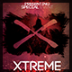 Xtreme Sound Flyer - GraphicRiver Item for Sale