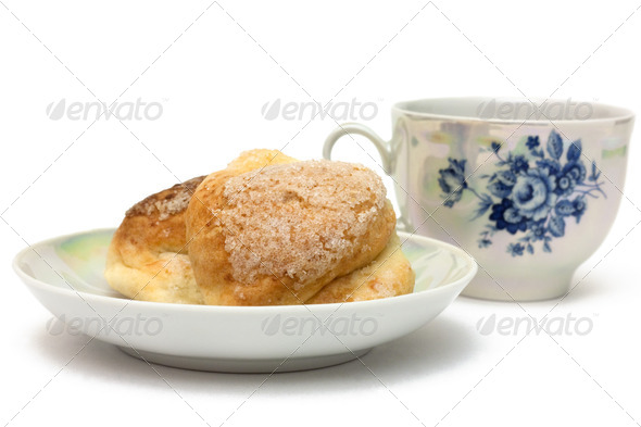 Sweet breakfast - Stock Photo - Images
