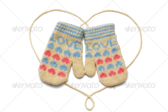Mittens - Stock Photo - Images