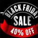 Black Friday Banners - Set II - GraphicRiver Item for Sale