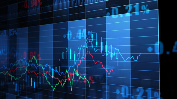 Stock Market 65 by alexander83 | VideoHive