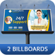 Corporate Billboard Banner Vol 5 - GraphicRiver Item for Sale