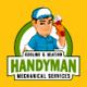 Handyman Mascot - GraphicRiver Item for Sale