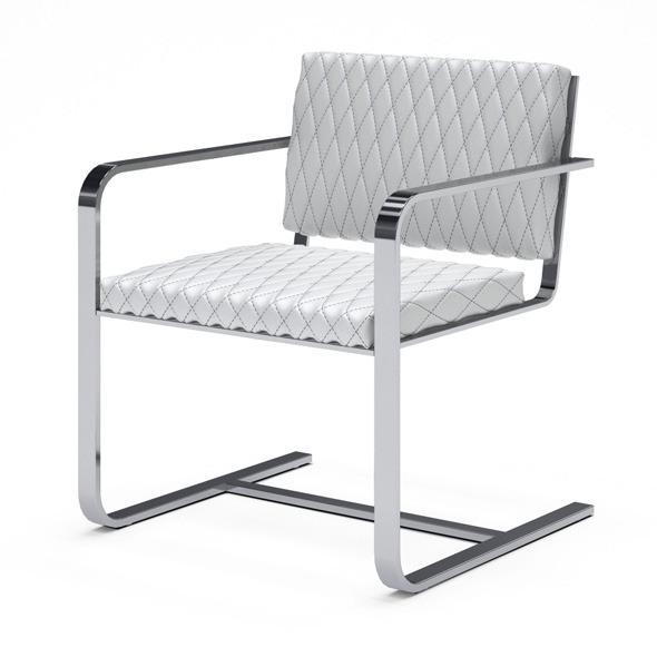 Chair Carlottina 3D mode - 3DOcean Item for Sale