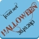 Cute Halloween Icon - GraphicRiver Item for Sale