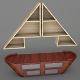 Ship TV Unit Concept Design  - 3DOcean Item for Sale