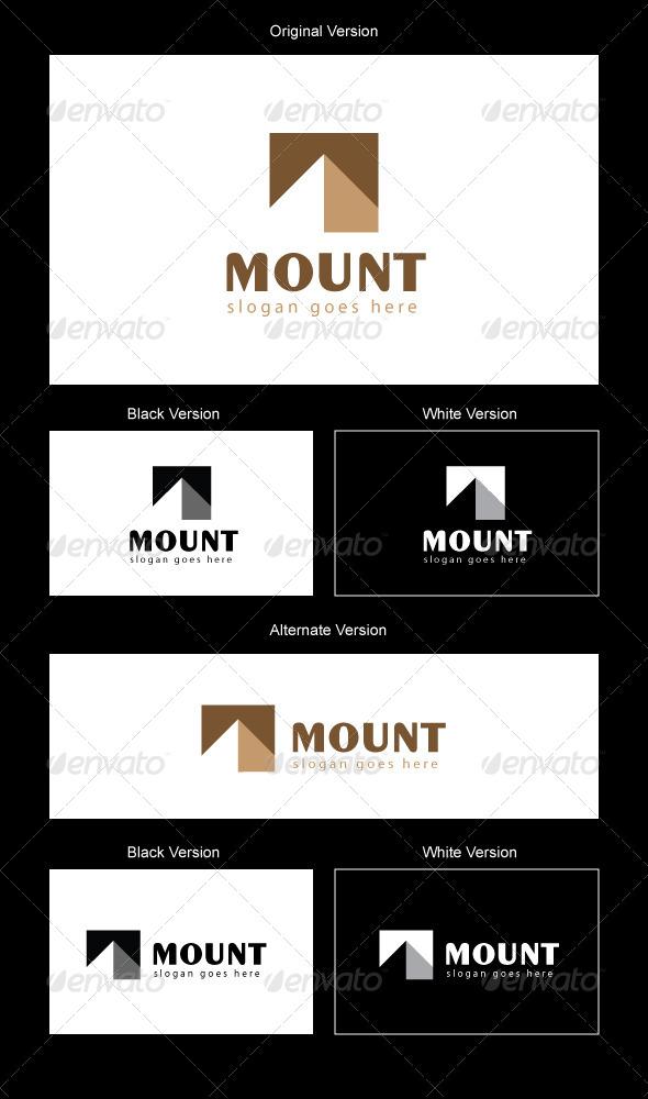 Mount Logo Design - Nature Logo Templates