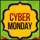 Cyber Monday Banner Set II - GraphicRiver Item for Sale