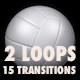 Volley Ball Kit - 2 Loops + 15 Transitions - VideoHive Item for Sale