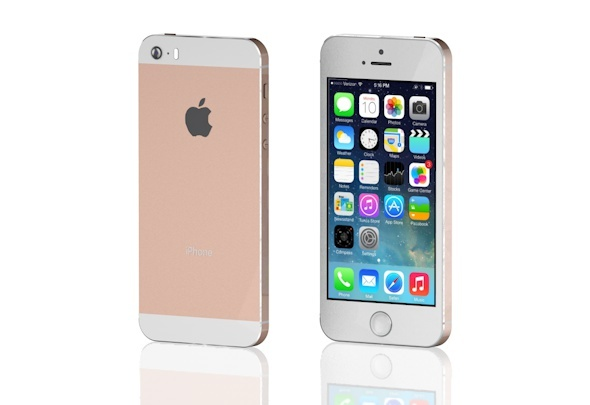 Apple iPhone 5S  - 3DOcean Item for Sale