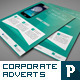 Corporate App Flyer / Advertisement / Multipurpose - GraphicRiver Item for Sale