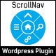 ScrollNav - Scroll to Top, Sliding Menu and Search for WordPress