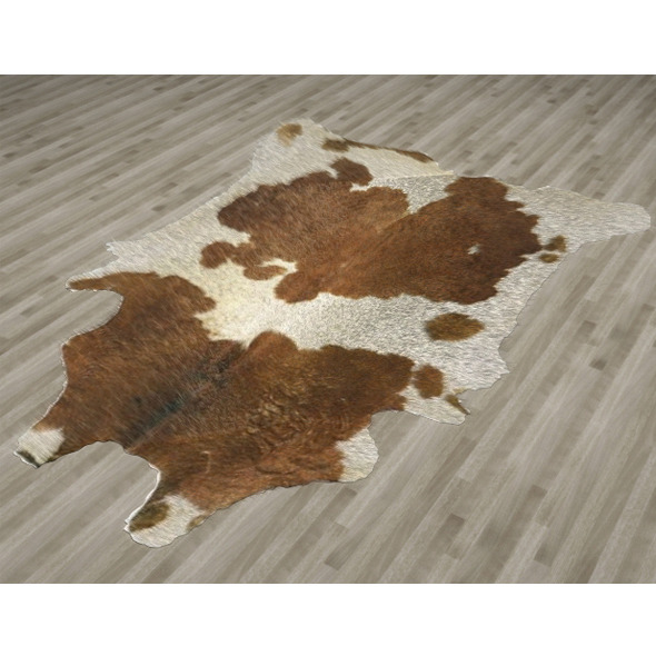 Animal Skin Rug - 3DOcean Item for Sale