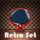 Retro TV Set - GraphicRiver Item for Sale