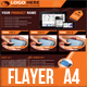 Multipurpose Flyers Template - GraphicRiver Item for Sale