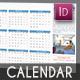 A3 Horizontal 2014 Calendar Template - GraphicRiver Item for Sale