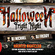 Halloween Fright Night V2.0 - GraphicRiver Item for Sale