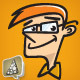 GeekyBuddy - Illustrative Mark for Your Tech Biz - GraphicRiver Item for Sale