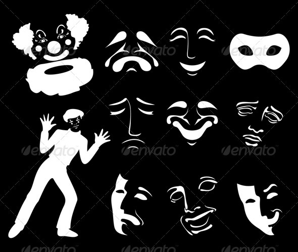Mask6 - Miscellaneous Vectors