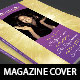 Women Convention Magazine Cover Template - GraphicRiver Item for Sale
