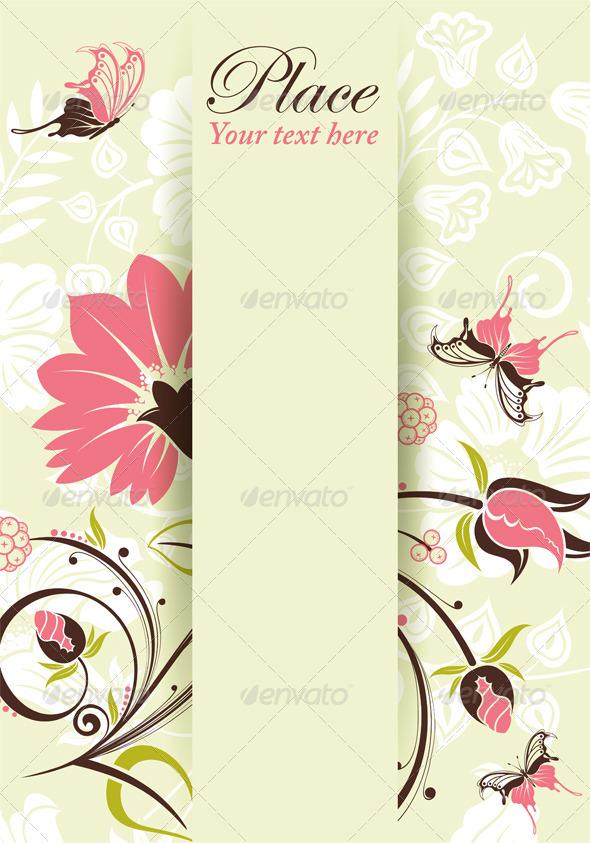 Flower frame - Flowers & Plants Nature