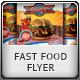 Fast Food Flyer I - GraphicRiver Item for Sale