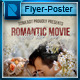 Romantic Movie Flyer-Poster - GraphicRiver Item for Sale
