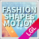 Fashion Shapes Motion - VideoHive Item for Sale