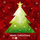Christmas Tree Greeting Card - GraphicRiver Item for Sale