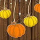 Background with Pumpkins - GraphicRiver Item for Sale