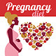 Pregnancy Diet Infographics - GraphicRiver Item for Sale