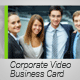 Corporate Video Business Card - VideoHive Item for Sale