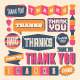 Thank You Design Elements - GraphicRiver Item for Sale