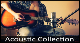 Acoustic tracks by PurpleFogSound
