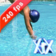 Boy Jumping In Pool - VideoHive Item for Sale