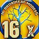16 Broadleaf models - 3DOcean Item for Sale