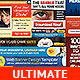 Ultimate Banner Ad Set Bundle Vol. 2 - GraphicRiver Item for Sale