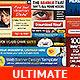 Ultimate Banner Ad Set Bundle Vol. 2 - GraphicRiver Item for Sale