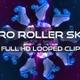 Retro Roller Skate - VideoHive Item for Sale