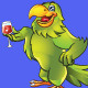 Parrot Mascot - GraphicRiver Item for Sale