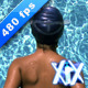Boy Falling Into Pool - VideoHive Item for Sale