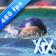 Children Dive Into Pool - VideoHive Item for Sale