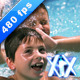Children Playing In Pool - VideoHive Item for Sale