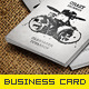 Drummer's Business Card - GraphicRiver Item for Sale