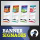 Multipurpose Banner Signage 10 - GraphicRiver Item for Sale