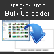 Drag-n-Drop Bulk Image Uploader - CodeCanyon Item for Sale