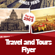 Elegant Travel And Tours Flyer Template - GraphicRiver Item for Sale