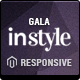 Responsive Magento Theme - Gala Instyle - ThemeForest Item for Sale